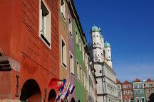 Old Market Square, Poznan, Poland