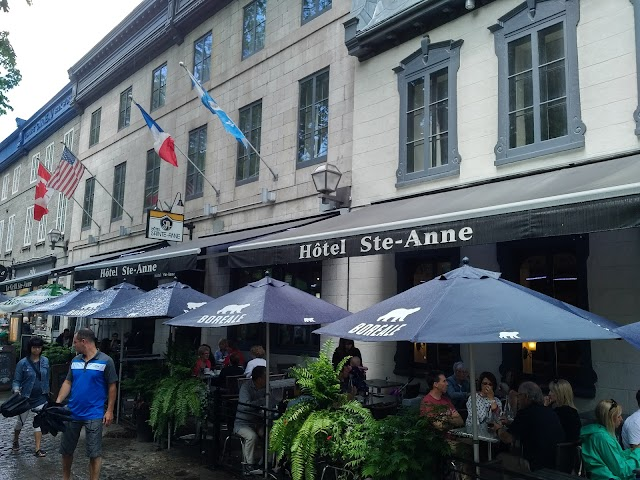 Hôtel Sainte-Anne