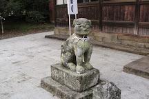 Tomiku Shrine, Kunisaki, Japan