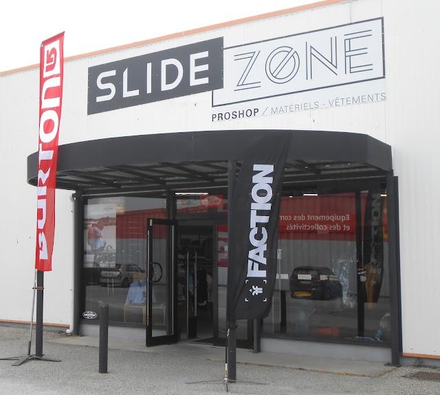 SlideZone