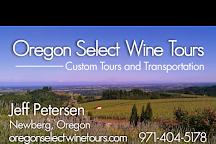 Oregon Select Wine Tours, Newberg, United States
