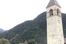 Chiesa di San Giovanni Battista di Vinigo, Vodo Cadore, Italy