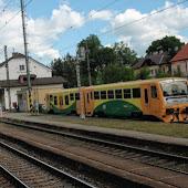Железнодорожная станция  Cicenice