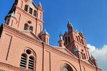 Basilica Del Señor de los Milagros, Buga, Colombia