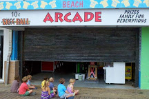 Beach Arcade, Rehoboth Beach, United States