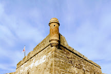 Castillo de San Marcos National Monument, Saint Augustine Beach, United States