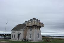 Church Point Lighthouse (Le Phare d'la Pointe), Church Point, Canada