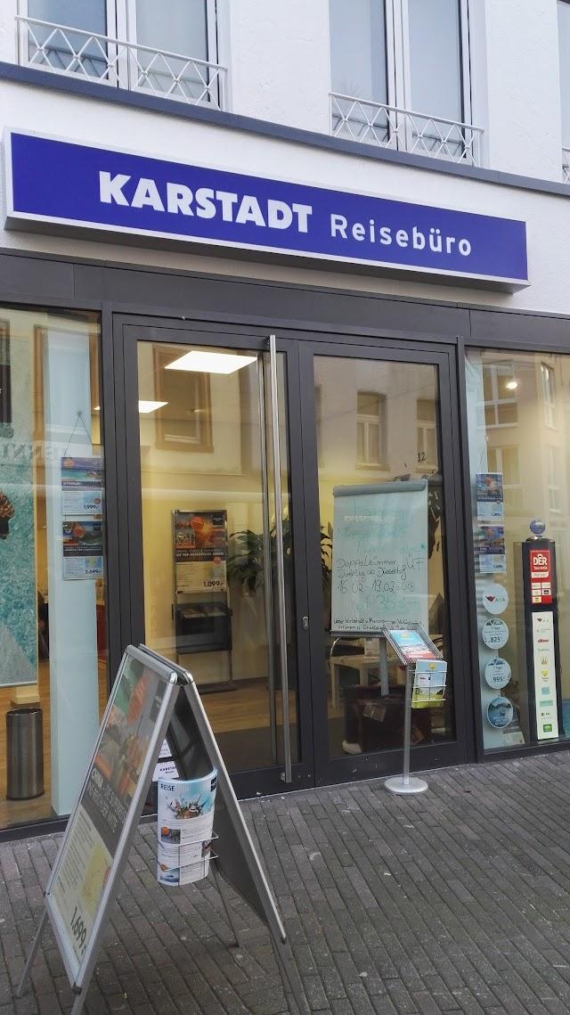 Karstadt Reisebüro Recklinghausen