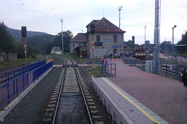 Железнодорожная станция  Stara Paka