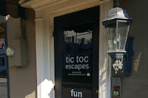 Tic Toc Escapes, Raleigh, United States