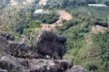 Parque Arqueologico Alto de los Idolos, Isnos, Colombia