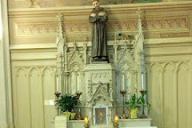 The National Shrine of Saint Francis of Assisi, San Francisco, United States