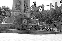 Fontaine Saint-Sulpice, Paris, France