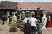 Tran Temple, Nam Dinh, Vietnam