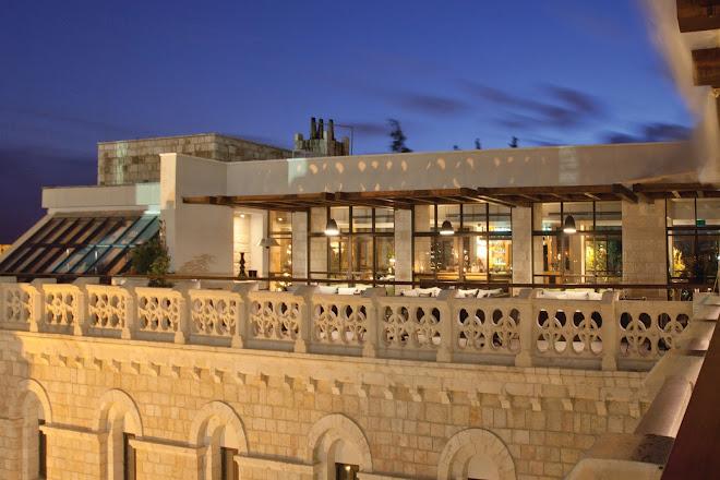Visit Pontifical Institute Notre Dame of Jerusalem Center