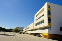 Pavilhao do Conhecimento- Ciencia Viva, Lisbon, Portugal