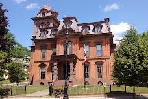 Sanford Blackinton Mansion, North Adams Public Library, North Adams, United States