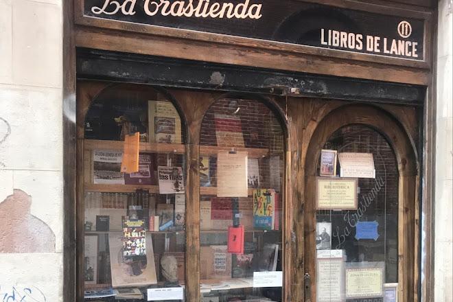 Libreria La Trastienda, Leon, Spain