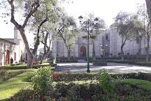 San Francisco Plaza, Church and Monastery, Arequipa, Peru