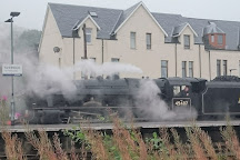 Jacobite Steam Train, Fort William, United Kingdom
