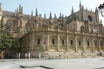 Royal Alcázar of Seville, Seville, Spain