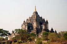 Thatbyinnyu Temple, Bagan, Myanmar