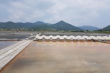 Gomso Salt Field, Buan-gun, South Korea