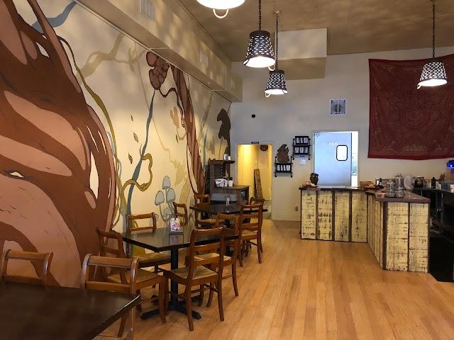 Backbone Café | Organic Health Food Sacramento