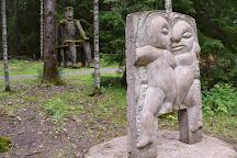 Alpo Jaakola Statuary Park, Loimaa, Finland