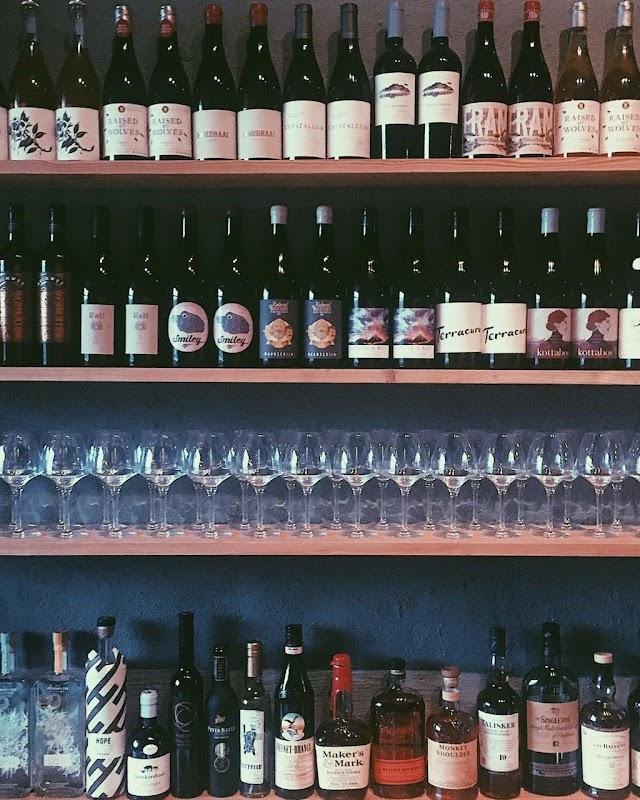 Publik Wine Bar - Bolton Road