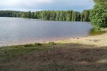 National Park Shhuchye Lake, Komarovo, Russia