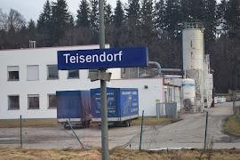 Станция  Teisendorf