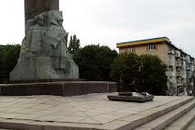 Monument of Eternal Glory, Dnipro, Ukraine