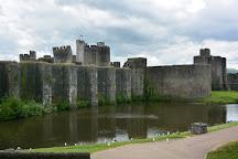 Caerphilly Castle, Caerphilly, United Kingdom