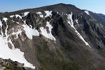 Ypsilon Mountain, Rocky Mountain National Park, United States