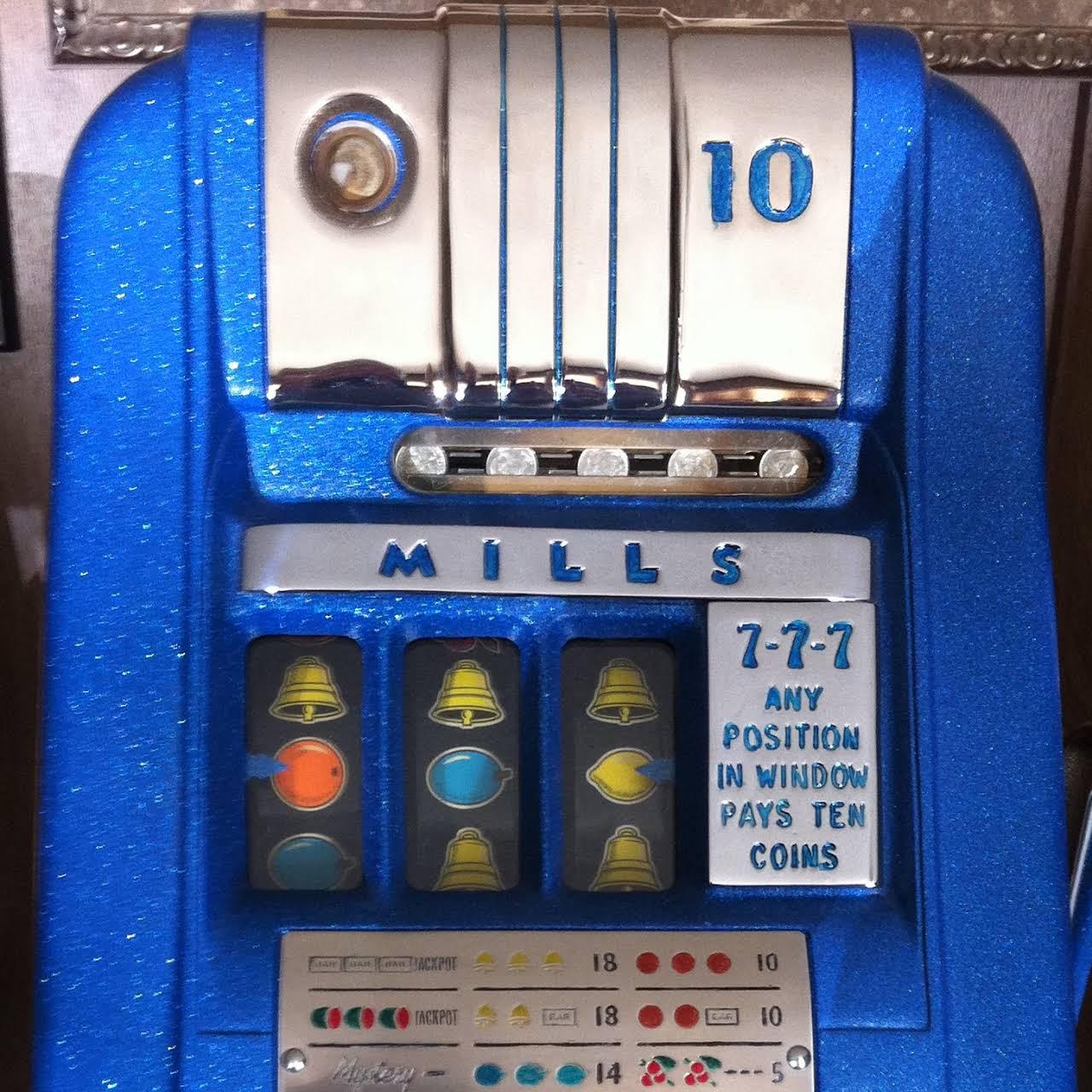 Slot Machine Repair Kc Missouri