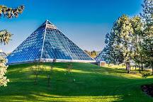 Muttart Conservatory, Edmonton, Canada