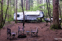 Ike Kinswa State Park, Silver Creek, United States