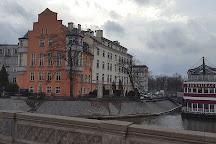 Ostrow Tumski - (Cathedral Island), Wroclaw, Poland