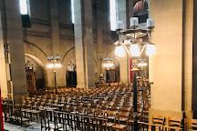 Eglise Notre Dame d'Auteuil, Paris, France