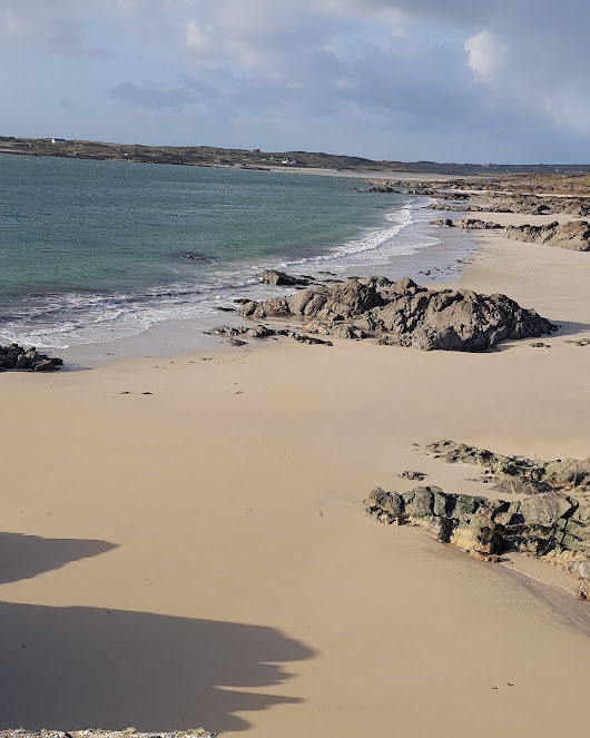 Google review of Omey Island Discovery Point by Clifden ecoBeach Camping & Caravanning Park
