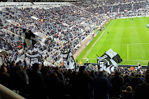 St James' Park, Newcastle upon Tyne, United Kingdom