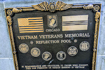 Vietnam Veterans Fountain, Chicago, United States