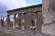 Temple of Apollo, Pompeii, Italy