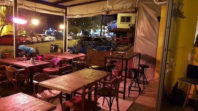 Minimal Pub