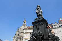 Martin Luther Monument, Dresden, Germany