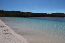 Lake McKenzie, Fraser Island, Australia