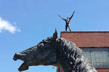 Alan Cottrill Sculpture Studio & Gallery, Zanesville, United States