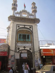 Saddique E Akbar Masjid chiniot