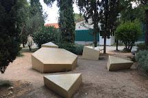 The Holocaust Memorial, Athens, Greece